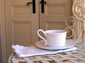 Enjoy fresh continental breakfast at your special Blenheim Bed and Breakfast